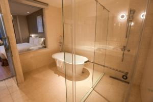 新竹安捷國際酒店衛浴