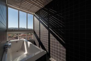 Un baño de Moure Hotel