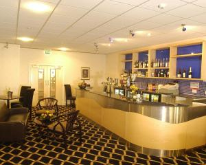 A restaurant or other place to eat at Britannia Bournemouth Hotel