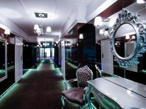 Restauracja lub miejsce do jedzenia w obiekcie Hotel Senator Centrum Konferencyjne