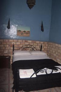 Cama o camas de una habitación en Haven La Chance Desert Hotel