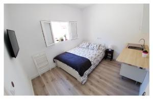 Кровать или кровати в номере Casa Lagunera