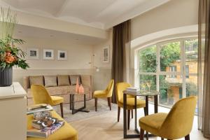 A seating area at Margutta 19 - Small Luxury Hotels of the World