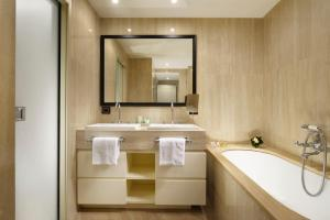 A bathroom at Margutta 19 - Small Luxury Hotels of the World