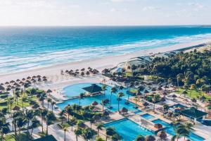 A bird's-eye view of Iberostar Selection Cancun