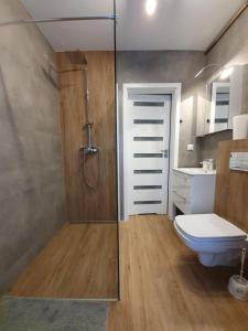 Łazienka w obiekcie Nałęczowskie Wzgórze