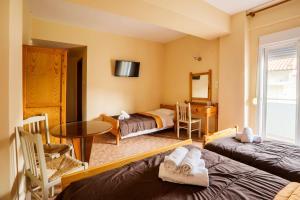 Гостиная зона в Hotel Almira