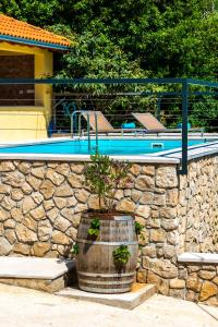 The swimming pool at or near Villa Tea