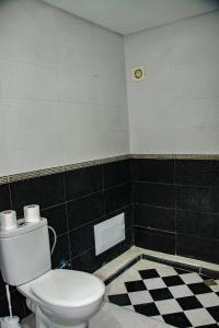 A bathroom at Bella Appart