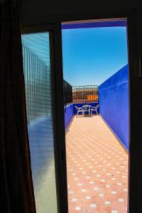 A balcony or terrace at Bella Appart