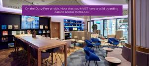 Ресторан / где поесть в YOTELAIR Istanbul Airport (Airside)