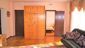 Гостиная зона в Гостевой Дом Верещагинский
