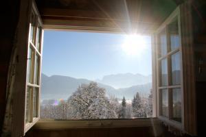 Bio Ferienbauernhof Greber im Winter