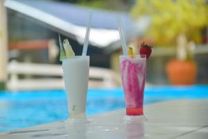 Drinks at Hotel Cabeça de Boi