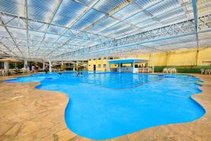 A piscina localizada em Hotel Cabeça de Boi ou nos arredores