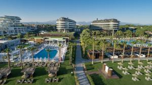A view of the pool at Voyage Belek Golf & Spa Hotel or nearby