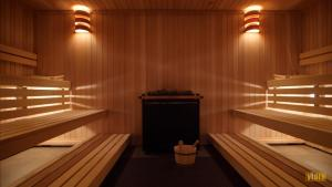 Spa and/or other wellness facilities at Eurener Hof