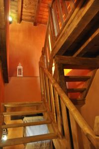 Litera o literas de una habitación en Casa rural La Piedrapipa