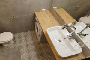 A bathroom at Хочу приехать на Кирова 38, 40, 55