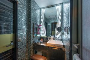 A bathroom at HOTEL W-AVANZA-W GROUP HOTELS and RESORTS-