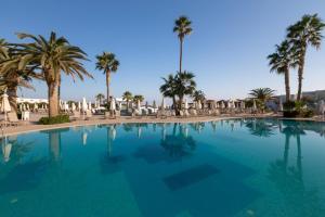 The swimming pool at or near Hotel Creta Princess Aquapark & Spa