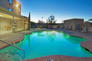 The swimming pool at or near Holiday Inn Express Hotel & Suites Nogales