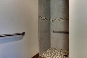 A bathroom at The Stevenson Monterey