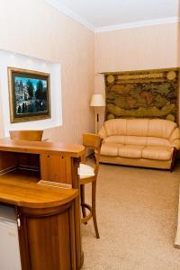 Гостиная зона в Частная резиденция Богемия