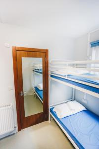 A bunk bed or bunk beds in a room at Via London Lewisham
