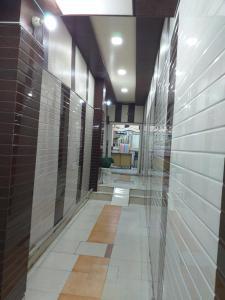 The lobby or reception area at Baba Ji Yatri Niwaas