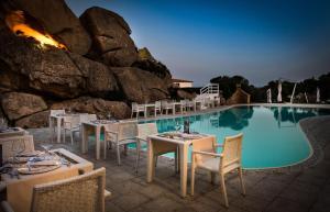 The swimming pool at or near Grand Hotel Ma&Ma Resort