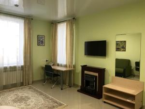 Телевизор и/или развлекательный центр в Усадьба Орехово