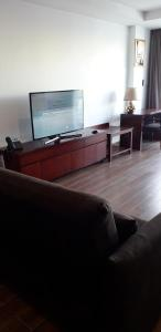 A television and/or entertainment center at King's Pavilion Hotel