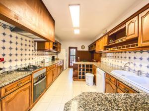 A cozinha ou kitchenette de Quinta das Oliveiras