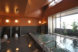 The swimming pool at or close to Hotel Mark-1 Tsukuba