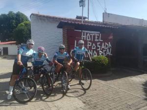 Biking at or in the surroundings of Hotel La Posada Camino Real