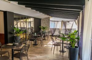 Ресторан / где поесть в Vergina Hotel