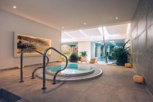 The swimming pool at or close to Iberostar Selection Marbella Coral Beach