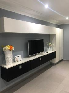 A television and/or entertainment centre at Donna Teresa