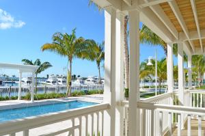 A view of the pool at Oceans Edge Key West or nearby