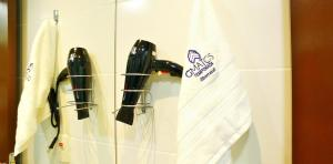 A bathroom at Excelentes apartamentos Barra Bali