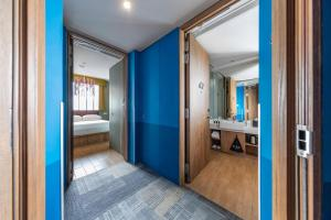 Ванная комната в Hotel G Singapore (SG Clean, Staycation Approved)
