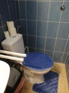 A bathroom at Grill Garten Vendégház