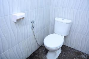 A bathroom at SAPU NYAPAH LOSMEN