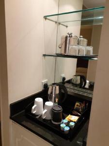 A kitchen or kitchenette at Grand Hotel Sunderland
