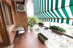 Balcone o terrazza di A Sanpietro