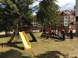 Children's play area at Студио в Боровец Хилс Ски и Спа