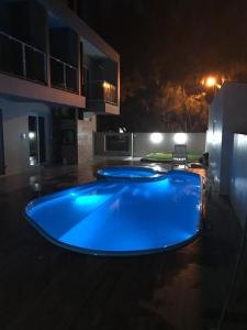 The swimming pool at or close to Residencial Itapeva