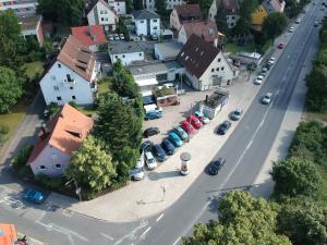 A bird's-eye view of Kaiser Homestay