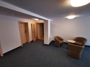 O zonă de relaxare la Hotel Diana
